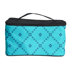 Pattern Background Texture Cosmetic Storage Case by BangZart