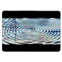 Wave Concentric Waves Circles Water Samsung Galaxy Tab 8.9  P7300 Flip Case View1