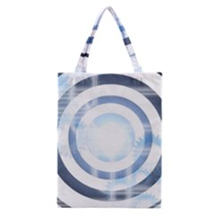 Center Centered Gears Visor Target Classic Tote Bag by BangZart