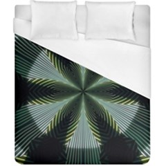 Lines Abstract Background Duvet Cover (california King Size) by BangZart