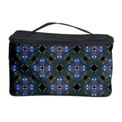 Space Wallpaper Pattern Spaceship Cosmetic Storage Case by BangZart