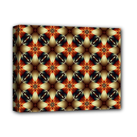 Kaleidoscope Image Background Deluxe Canvas 14  X 11  by BangZart