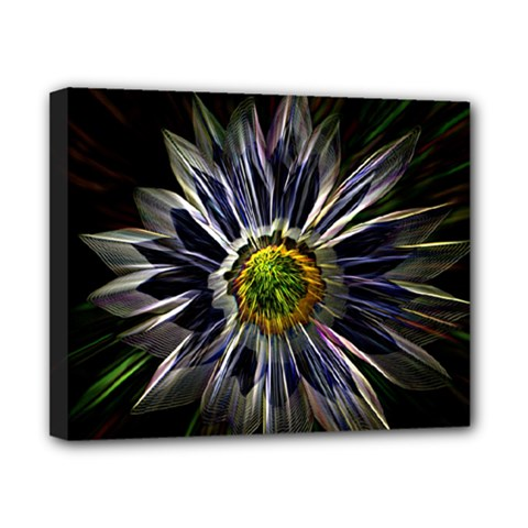 Flower Structure Photo Montage Canvas 10  X 8  by BangZart