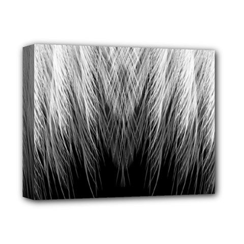 Feather Graphic Design Background Deluxe Canvas 14  X 11  by BangZart