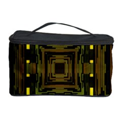 Abstract Glow Kaleidoscopic Light Cosmetic Storage Case by BangZart