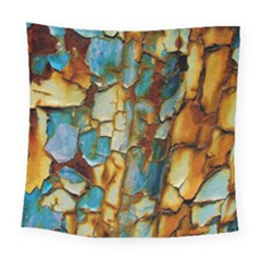 Rusty Texture                        Fleece Blanket by LalyLauraFLM