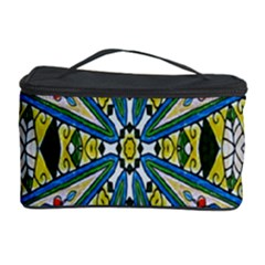 Kaleidoscope Background Cosmetic Storage Case by BangZart