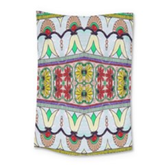 Kaleidoscope Background  Wallpaper Small Tapestry by BangZart