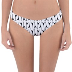 Flying V Electric Guitar Color Picker With Black Background Reversible Hipster Bikini Bottoms