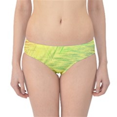 Paint On A Yellow Background                  Hipster Bikini Bottoms by LalyLauraFLM