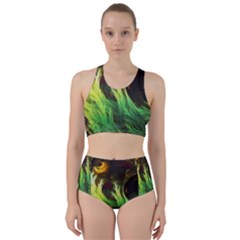 A Seaweed s Deepdream Of Faded Fractal Fall Colors Bikini Swimsuit Spa Swimsuit  by jayaprime