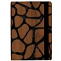 SKIN1 BLACK MARBLE & BROWN WOOD Apple iPad Pro 12.9   Flip Case View2