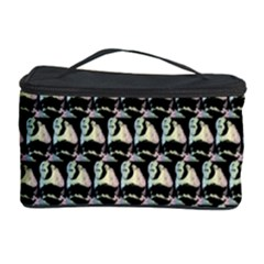 Colorful Pop Art Monkey Pattern Cosmetic Storage Case