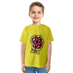 Zomg! Kids  Sport Mesh Tee by NoctemClothing