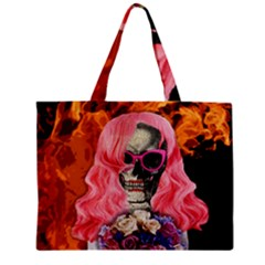Bride From Hell Mini Tote Bag by Valentinaart