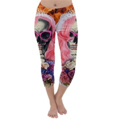 Bride From Hell Capri Winter Leggings