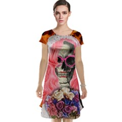 Bride From Hell Cap Sleeve Nightdress