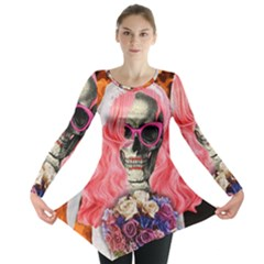 Bride From Hell Long Sleeve Tunic