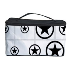Army Stars Cosmetic Storage Case by linceazul