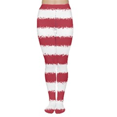 Flag Of The United States America Women s Tights by paulaoliveiradesign