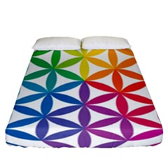 Heart Energy Medicine Fitted Sheet (queen Size) by BangZart