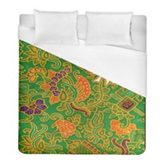 Art Batik The Traditional Fabric Duvet Cover (full/ Double Size) by BangZart