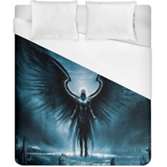Rising Angel Fantasy Duvet Cover (california King Size) by BangZart