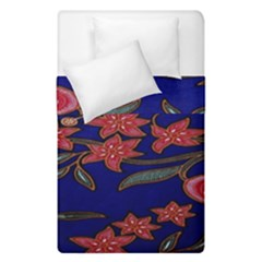 Batik  Fabric Duvet Cover Double Side (single Size)