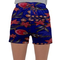 Batik  Fabric Sleepwear Shorts