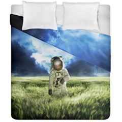 Astronaut Duvet Cover Double Side (california King Size)