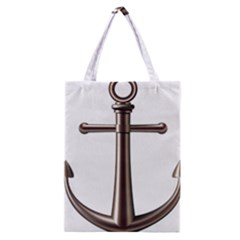 Anchor Classic Tote Bag by BangZart
