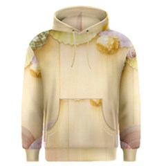 Sea Shell Pattern Men s Pullover Hoodie
