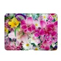 Colorful Flowers Patterns Samsung Galaxy Tab 2 (10.1 ) P5100 Hardshell Case  View1