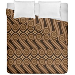 Batik The Traditional Fabric Duvet Cover Double Side (california King Size) by BangZart