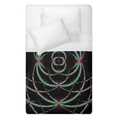 Abstract Spider Web Duvet Cover (single Size) by BangZart