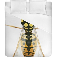 Wasp Duvet Cover (california King Size) by BangZart