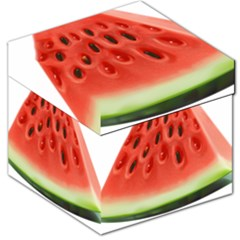 Piece Of Watermelon Storage Stool 12   by BangZart