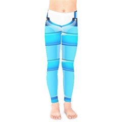 Large Water Bottle Kids  Legging by BangZart