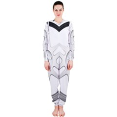 Wheel Skin Cover Onepiece Jumpsuit (ladies)  by BangZart