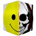 Skull Behind Your Smile Samsung Galaxy Tab 10.1  P7500 Flip Case View4