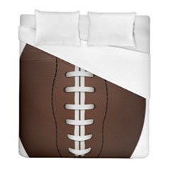 Football Ball Duvet Cover (full/ Double Size) by BangZart