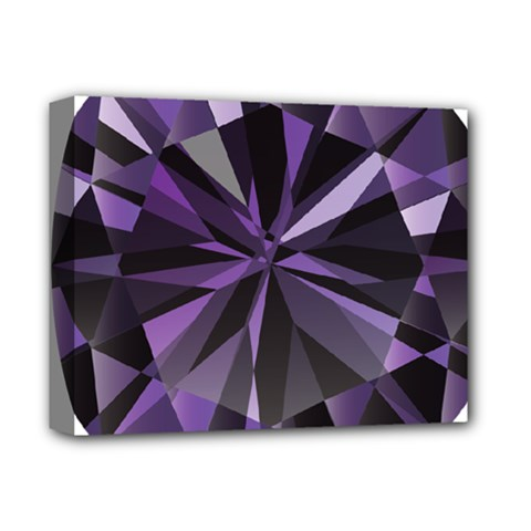 Amethyst Deluxe Canvas 14  X 11  by BangZart
