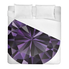 Amethyst Duvet Cover (full/ Double Size) by BangZart