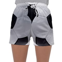 Soccer Ball Sleepwear Shorts