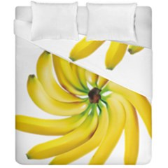 Bananas Decoration Duvet Cover Double Side (california King Size) by BangZart