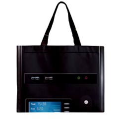 Standard Computer Case Front Zipper Mini Tote Bag by BangZart
