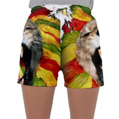 Reggae Lion Sleepwear Shorts