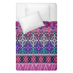 Tribal Seamless Aztec Pattern Duvet Cover Double Side (single Size) by BangZart
