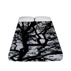 Tree Fractal Fitted Sheet (full/ Double Size)
