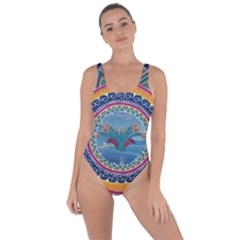 Traditional Pakistani Art Bring Sexy Back Swimsuit